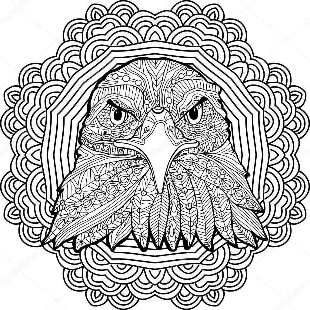 Gerelateerde Afbeelding Mandala Patroon Achtergrond Kleurplaten Voor Volwassenen
