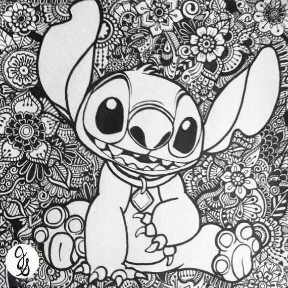 Pin On Popular Disney Coloring Pages