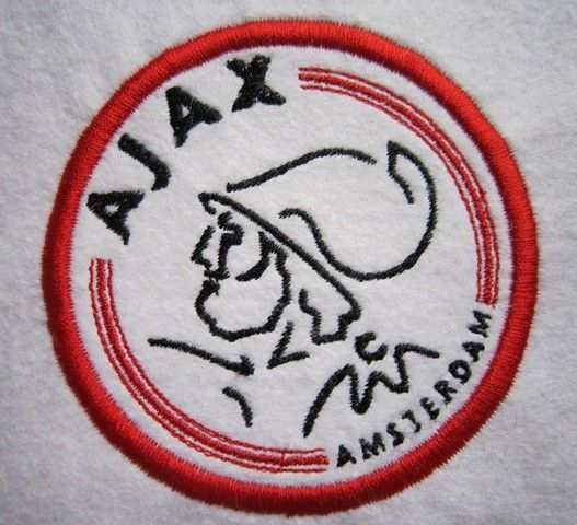Ajax Logo Emblemen Badge S De Naaimand Voetbal Knutselen Naaimanden Kleding Logo
