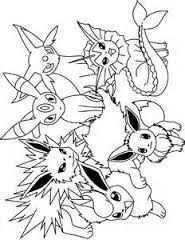 Afbeeldingsresultaat Voor Pokemon Kleurplaten Alle Evee Dibujos Para Colorear Pokemon Libros Para Colorear Colorear Pokemon