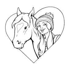 Amika Google Zoeken Kleurplaten Paarden Kinderkerk Knutselen