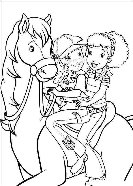 Kleurplaat Paard Horse Coloring Pages Coloring Pages Coloring Pictures