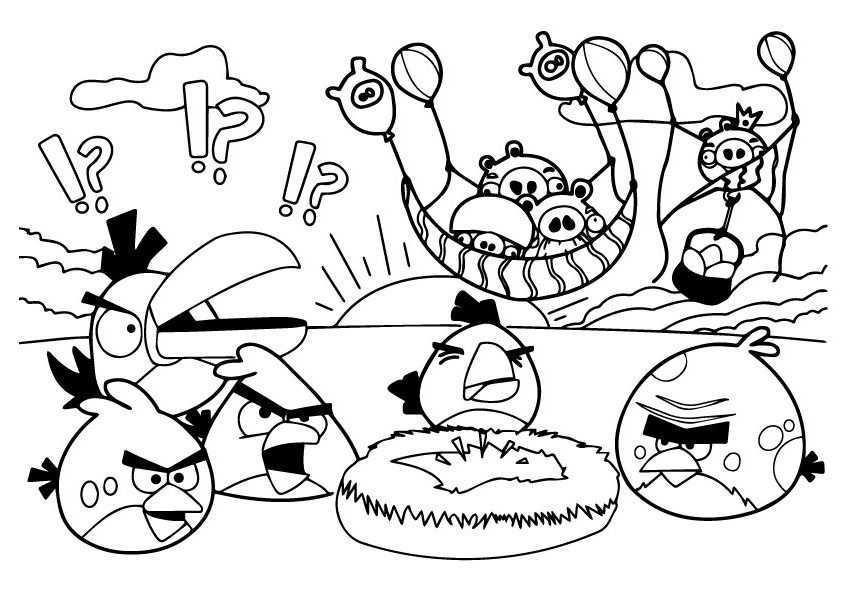 Top Free Printable Angry Birds Coloring Pages For Kids Get The Angry Birds And Green Pigs Colorin Bird Coloring Pages Flag Coloring Pages Space Coloring Pages