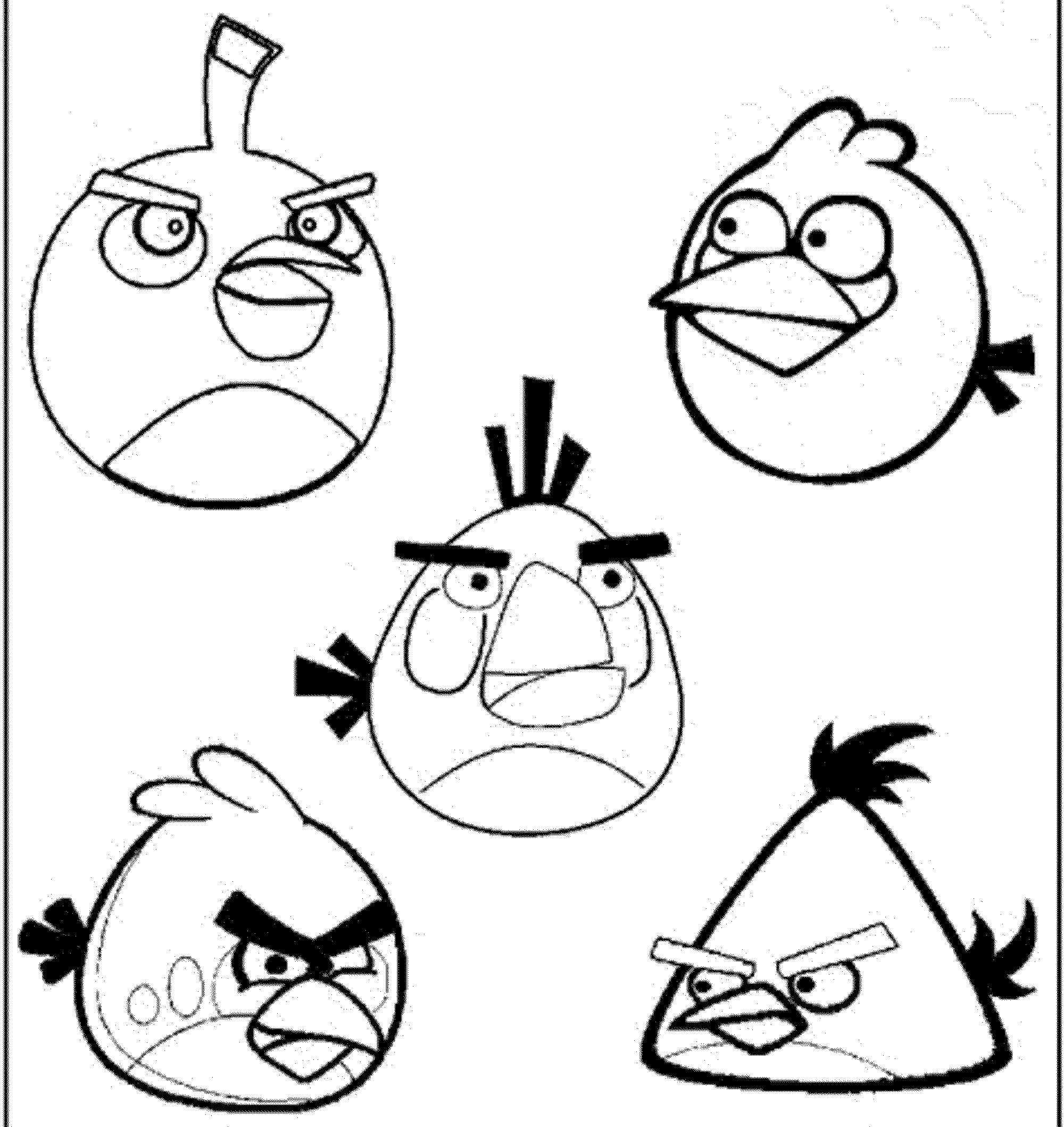 Angry Birds Characters Coloring Pages Dukabooks Bird Coloring Pages Angry Bird Pictures Coloring Pages