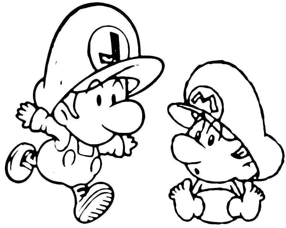 Kingofwallpapers Com Baby Mario And Luigi Coloring Pages Baby Mario And Luigi Coloring Pages 007 Mario Coloring Pages Super Mario Coloring Pages Coloring Pages