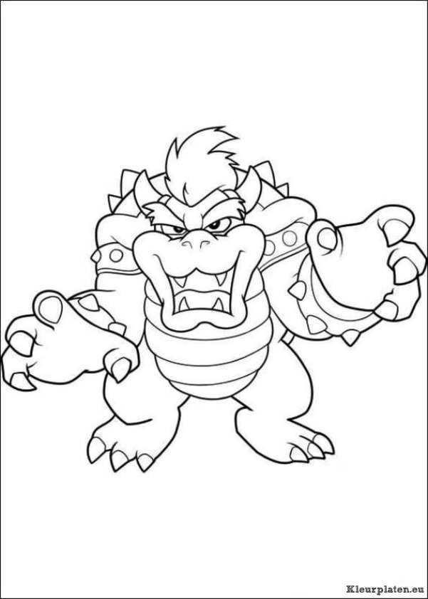 Super Mario Bros Kleurplaat 764167 Kleurplaat Kleurplaten Kleurplaten Voor Kinderen Cartoon Tekeningen