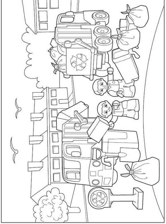 Kids N Fun Kleurplaat Lego Duplo Lego Duplo Lego Kleurplaten Kleurplaten Lego Duplo