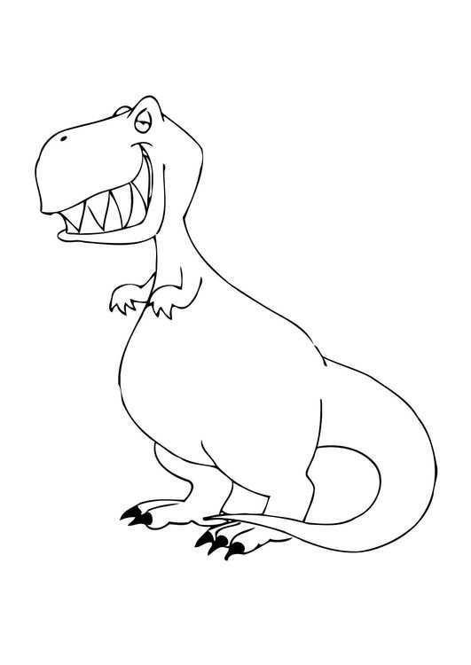 Kleurplaat Dinosaurus Dieren Kleurplaten Dinosaurus Gratis Kleurplaten