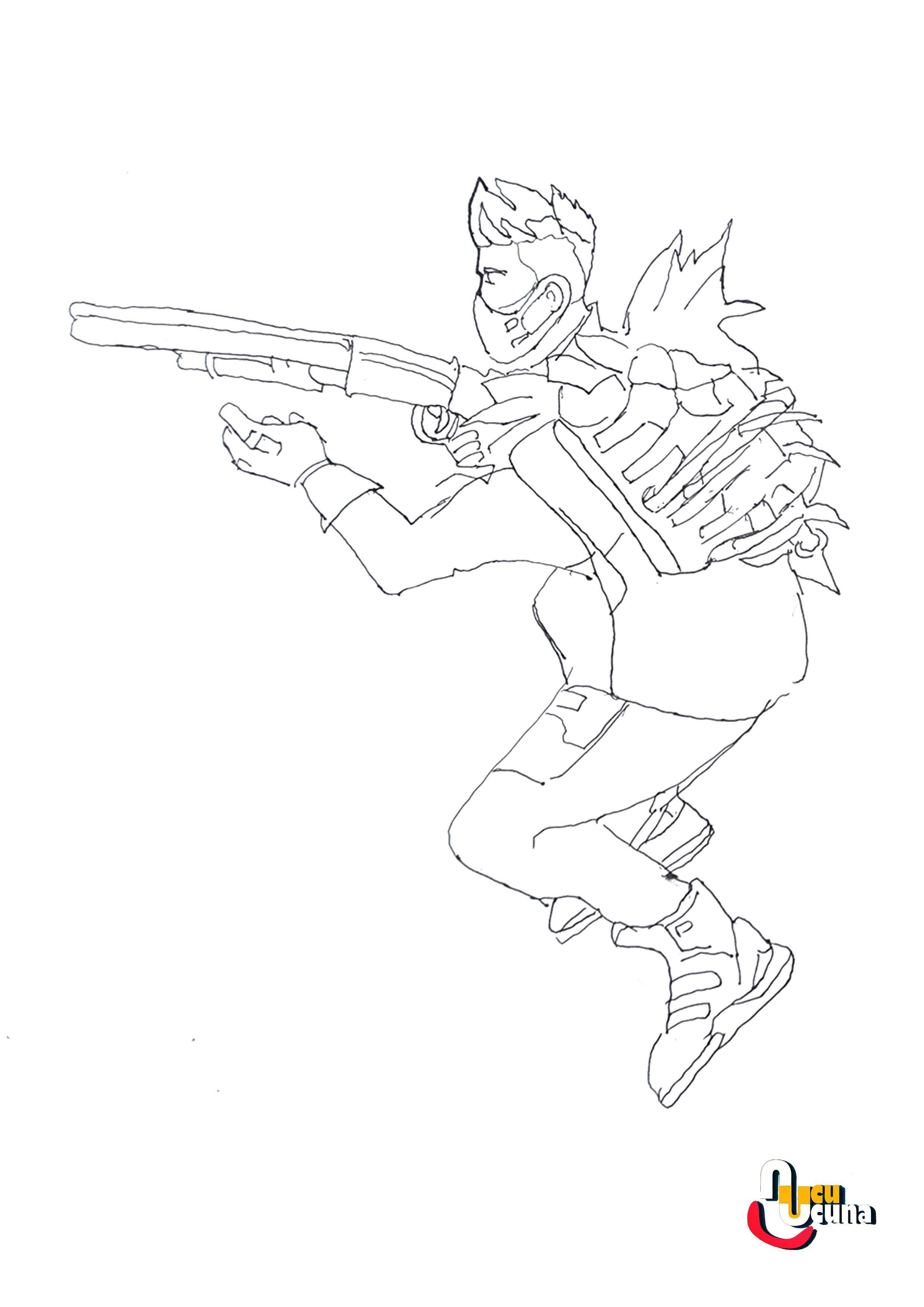 Drift Draw Learn How To Draw Drift From Fortnite Step By Step Beginner Drawing Tutorial Drawing For Beginners Drawing Tutorials For Beginners Drawing Tutorial
