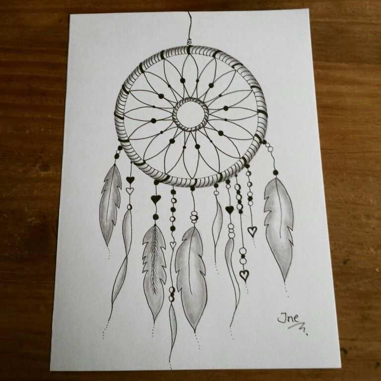 Dreamcatcher Dromenvanger Zentangle Madebyme Ine Kleurplaat Tekenen Kleuren Dreamcatcher Drawing Dream Catcher Drawing Cool Art Drawings
