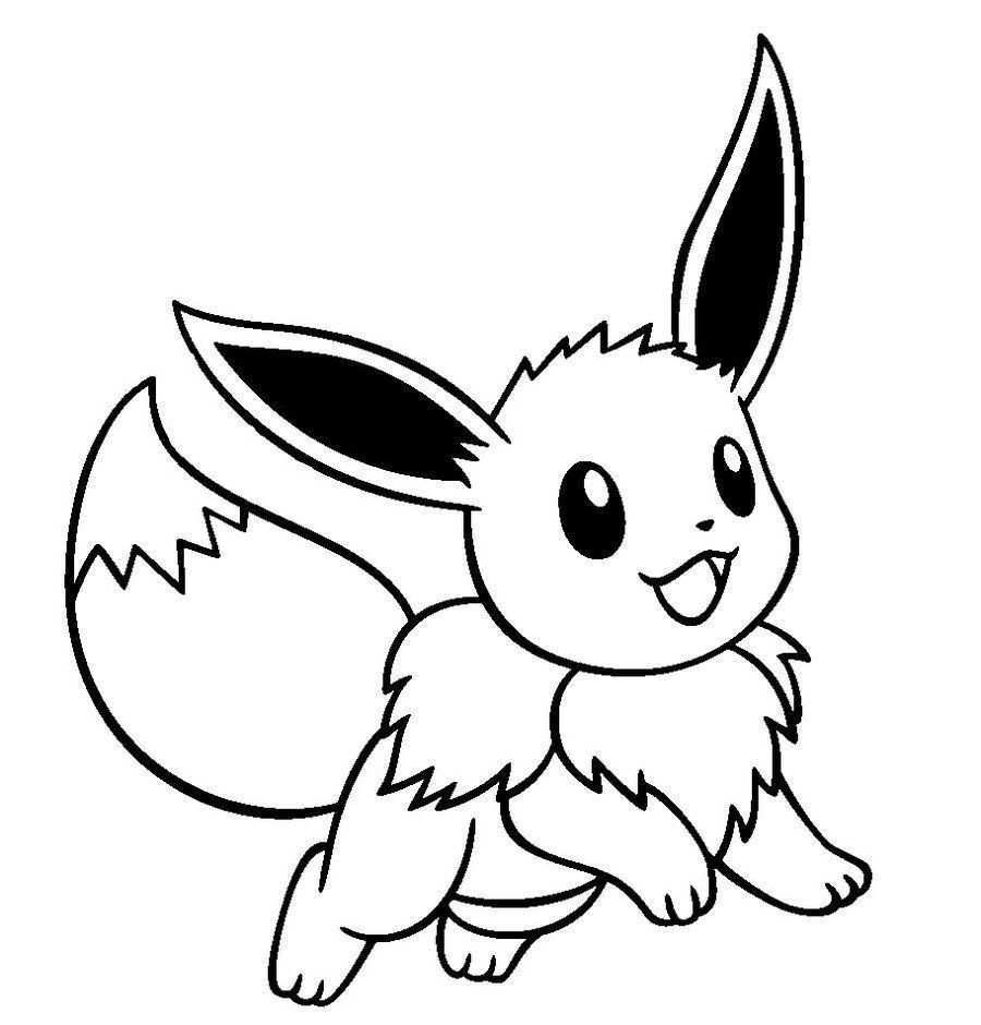 25 Brilliant Photo Of Pokemon Coloring Pages Eevee Davemelillo Com Pokemon Coloring Pages Pokemon Drawings Pokemon Coloring