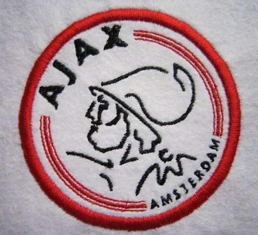 Ajax Logo Emblemen Badge S De Naaimand Hobbyruimte Naaimanden Patronen