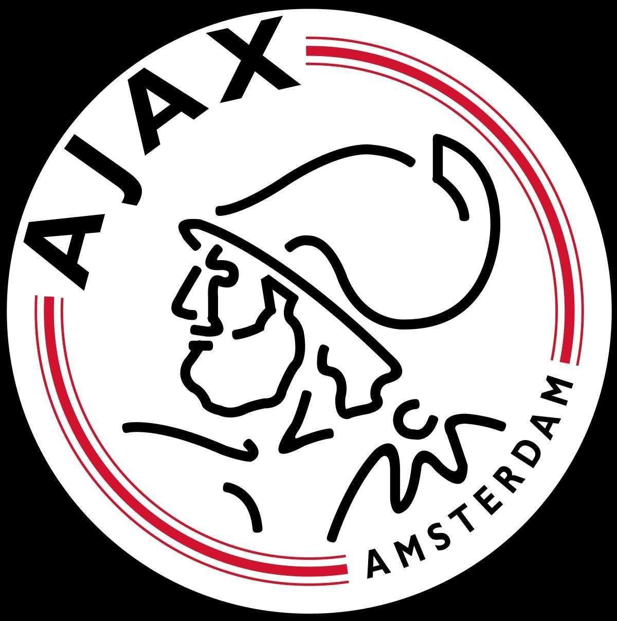 Ajax Logo Voetbal Posters Voetbal Knutselen Voetbal