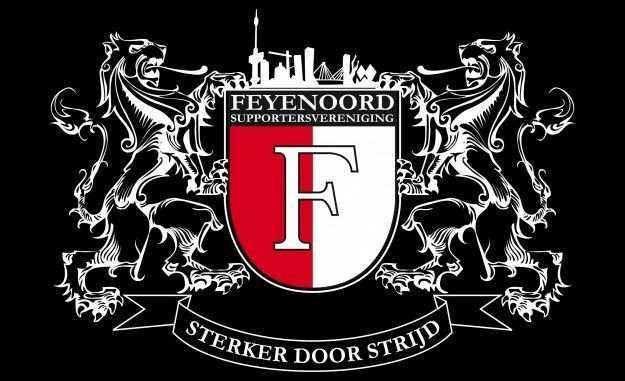 Feyenoord 4 Ever Logo S Voetbal Legioen