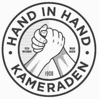 Hand In Hand Worden We Kampioen Feyenoord Kampioen Rotterdam Mazzel Voetbal Tekenen Rotterdam Voetbal