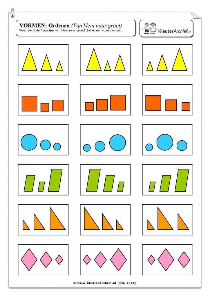 Werkblad 3 Jpg 724 1024 Werkbladen Kleuren Patronen