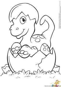 Kleurplaat Dinosaurus Kleuter Google Zoeken Kinderkleurplaten Dinosaurus Kleurplaten