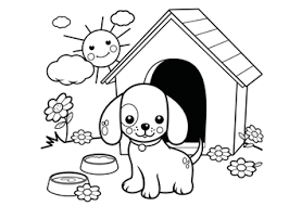 Hond Kleurplaat Download Deze Mooie Kleurplaten Gratis Kleuren Met Nummers Kleuterschool Kleuren Kleur Activiteiten