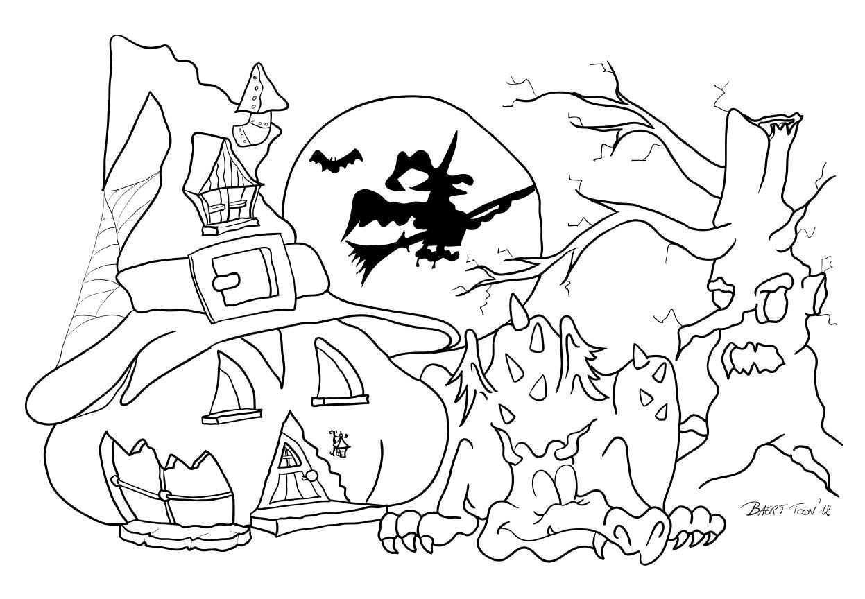 Pin Op Halloween