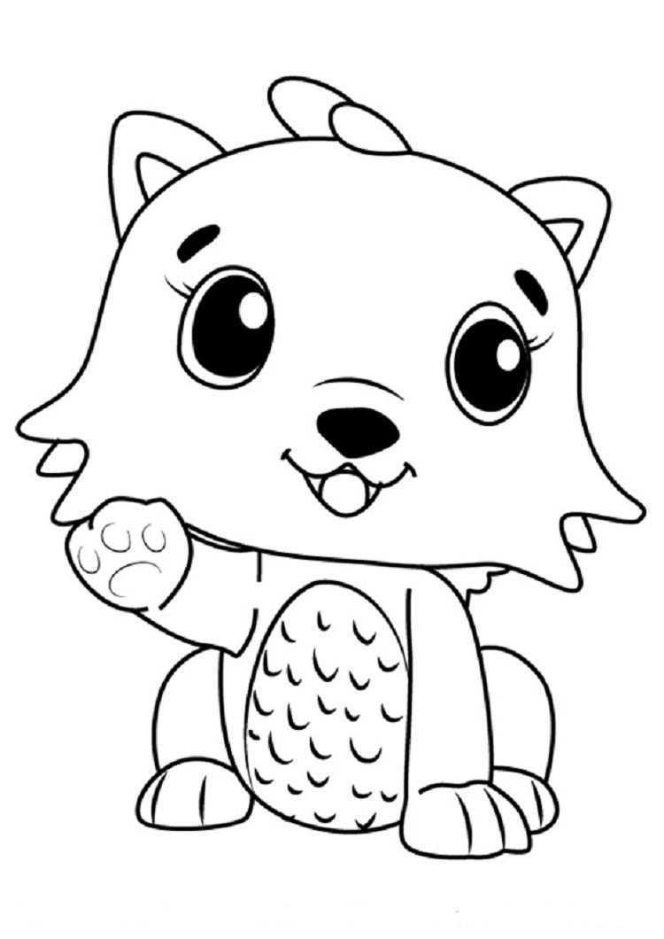 Pin By Abby Cole On Hatchimal Puppy Coloring Pages Cute Coloring Pages Coloring Pages