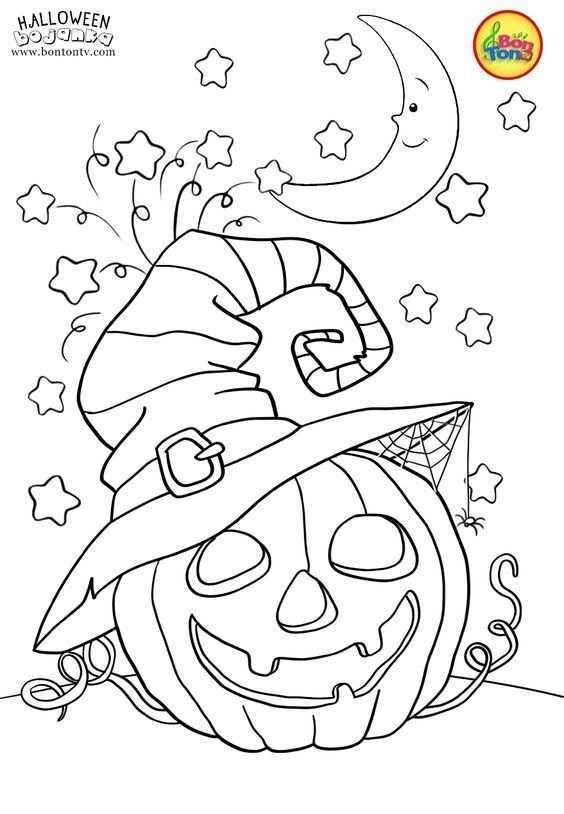De Leukste Halloween Kleurplaten Ook Voor Jonge Kinderen Mamakletst Nl Halloween Coloring Book Halloween Coloring Pages Printable Free Halloween Coloring Pages