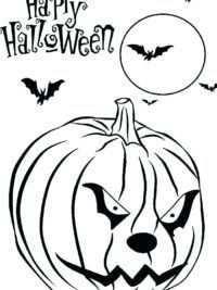 35 Halloween Kleurplaten En Horror Kleurplaten Topkleurplaat Nl Halloween Kleurplaten