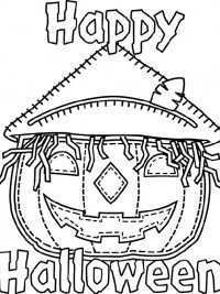 Kleurplaten Halloween 2 Topkleurplaat Nl Halloween Tekeningen Gratis Kleurplaten Kleu