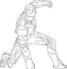 Afbeeldingsresultaat Voor Kleurplaat Iron Man Kleurplaten Poses Tekenen