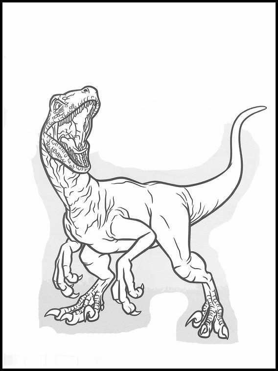 Jurassic World 37 Printable Coloring Pages For Kids Coloring Pages For Teenagers Dinosaur Coloring Pages Jurassic World