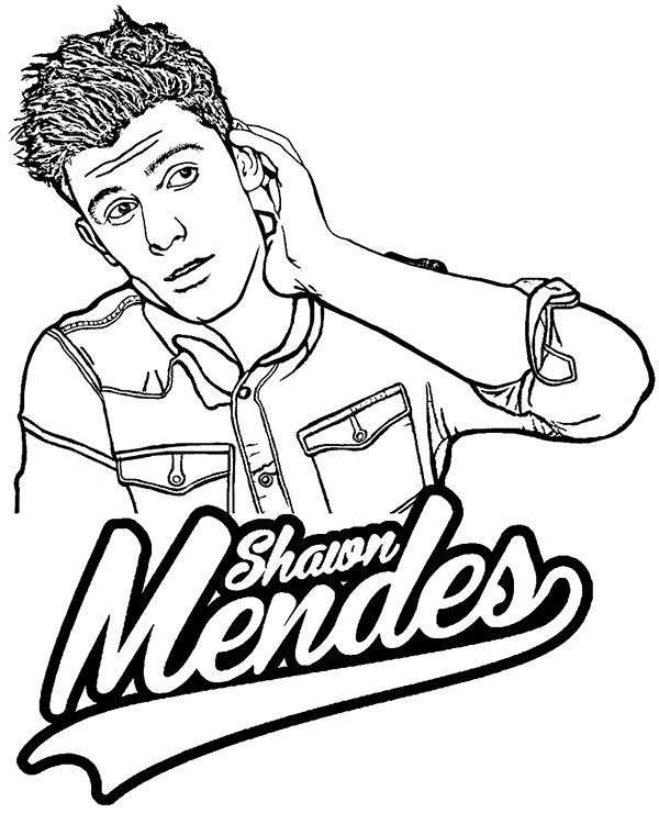 Shawn Mendes Coloring Page By Topcoloringpages Net Mendes Shawnmendes Coloringpage Coloringsheet Tumblr Coloring Pages Mermaid Coloring Pages Shawn Mendes