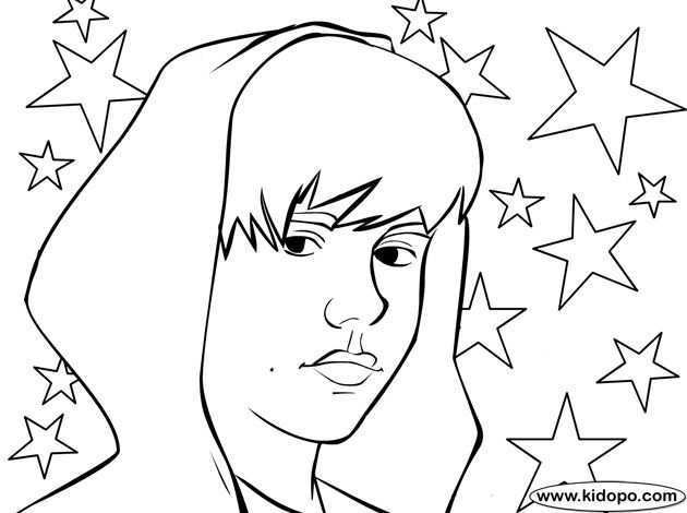 Color Biebs Coloring Pages Cute Coloring Pages Coloring Pages For Kids