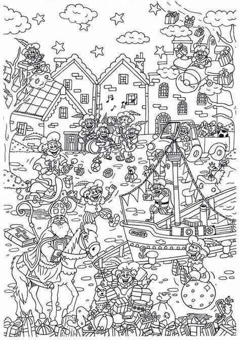 Vorig Jaar Maakte Suzanne Deze Leuke Kleurplaat Al Van Sinterklaas Er Zullen Ongetwijfeld Veel Kinderen Deze Kleurpla Coloring Pages St Nicolas Saint Nicholas