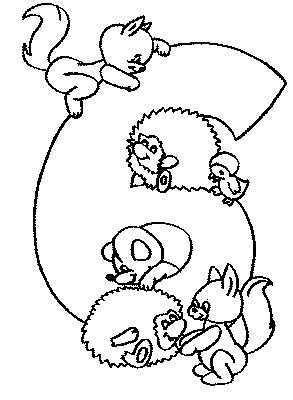 10 Coloring Pages Of Numbers On Kids N Fun Co Uk Animal Coloring Pages Coloring Pages Coloring For Kids
