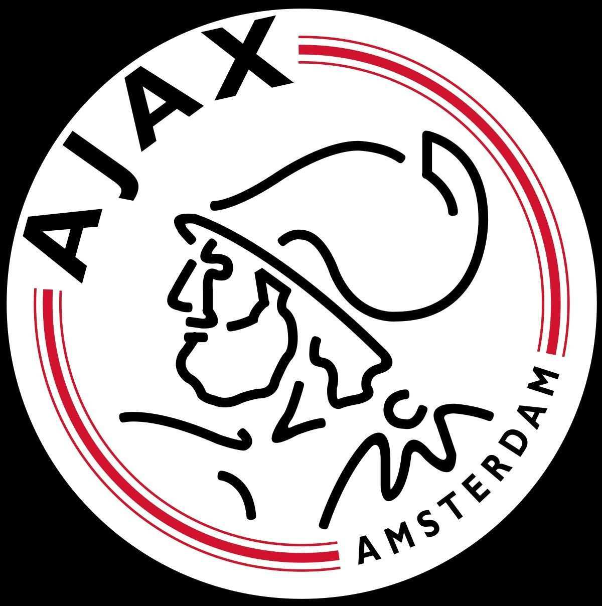 Kleurplaten Ajax Logo