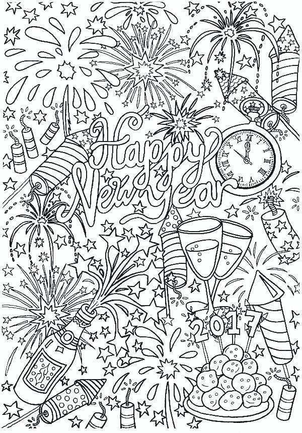 Kleurplaat Gemaakt In Het Disney Thema Waar Oud En Nieuw Centraal Staat Suzanne Amels Kleurplaat Met Alles Vuurwerk Knutselen Kerstmis Kleuren Disney Thema