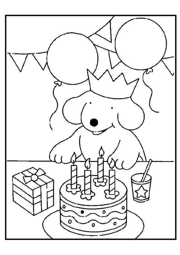 Uit Het Boek Dribbel Is Jarig 7 99 Http Www Unieboekspectrum Nl Boek 9789000338238 Dribbel Is J Knutselen Thema Feest Knutselen Met Verjaardag Verjaardag