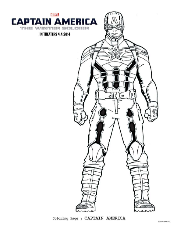 Free Captain America Coloring Pages And Activity Pack Captainamericaevent I Am A Mommy Nerd Kleurplaten