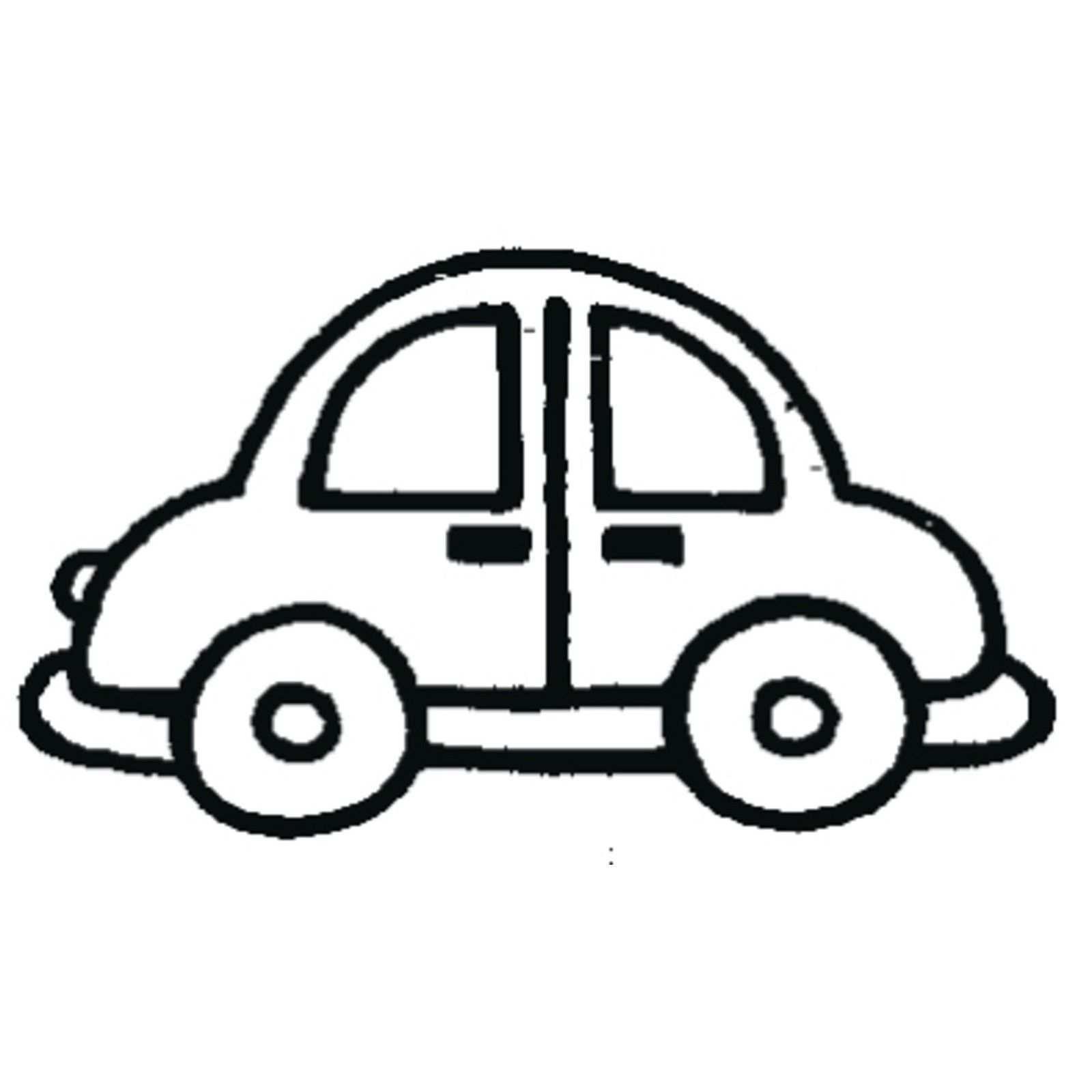 Afbeeldingsresultaat Voor Kleurplaat Auto Peuter Symbolen Stempelen Kleuterklas
