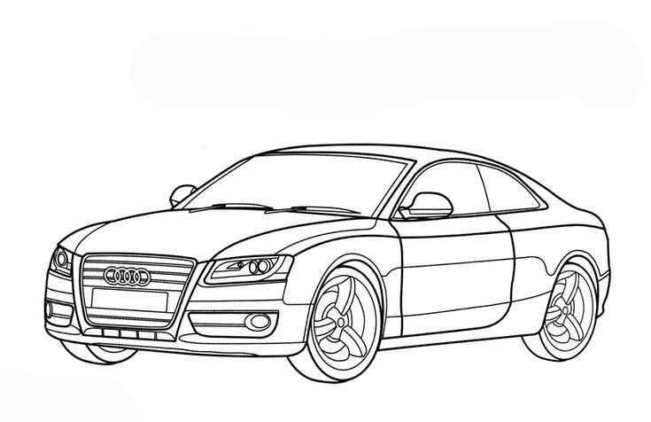 Ausmalbilder Audi 462 Malvorlage Autos Ausmalbilder Kostenlos Ausmalbilder Audi Zum Ausdrucken Auto Zum Ausmalen Ausmalen Zeichnungen Von Autos