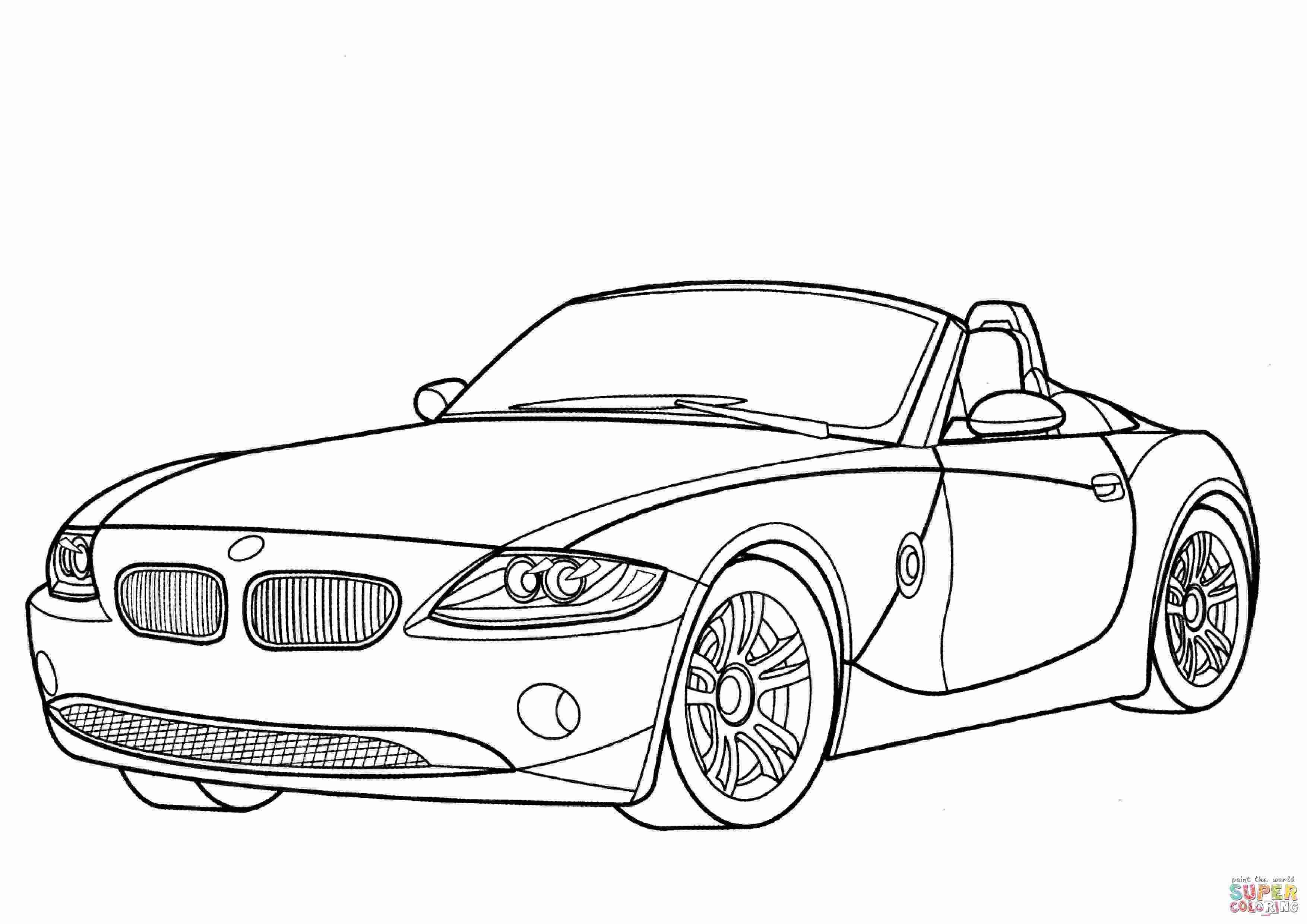 Bmw I8 Coloring Pages Cars Coloring Pages Coloring Pages Bmw Z4