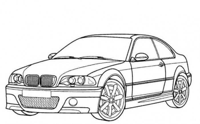 Bmw M3 Car Coloring Pages Printable Free Online Cars Coloring Pages For Kids Cars Coloring Pages Bmw M3 Coupe Bmw