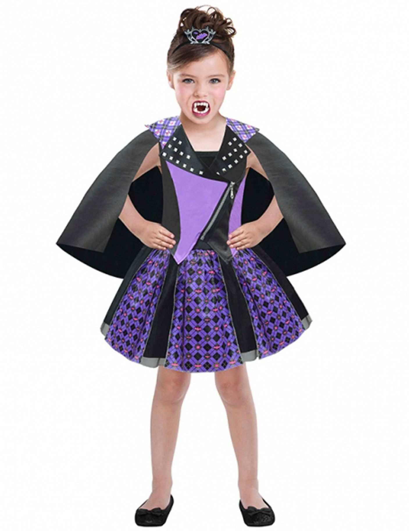 Chica Vampiro Daisy Kostuum Voor Meisjes Kinderkostuums En Goedkope Carnavalskleding Vegaoo Roupa De Vampiro Roupas Infantil Fantasias