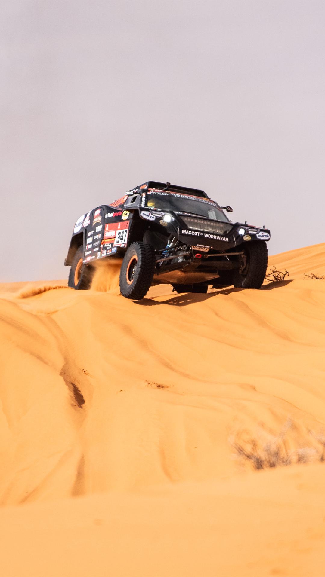 Dakar Rally Dakar Rally Rally Car