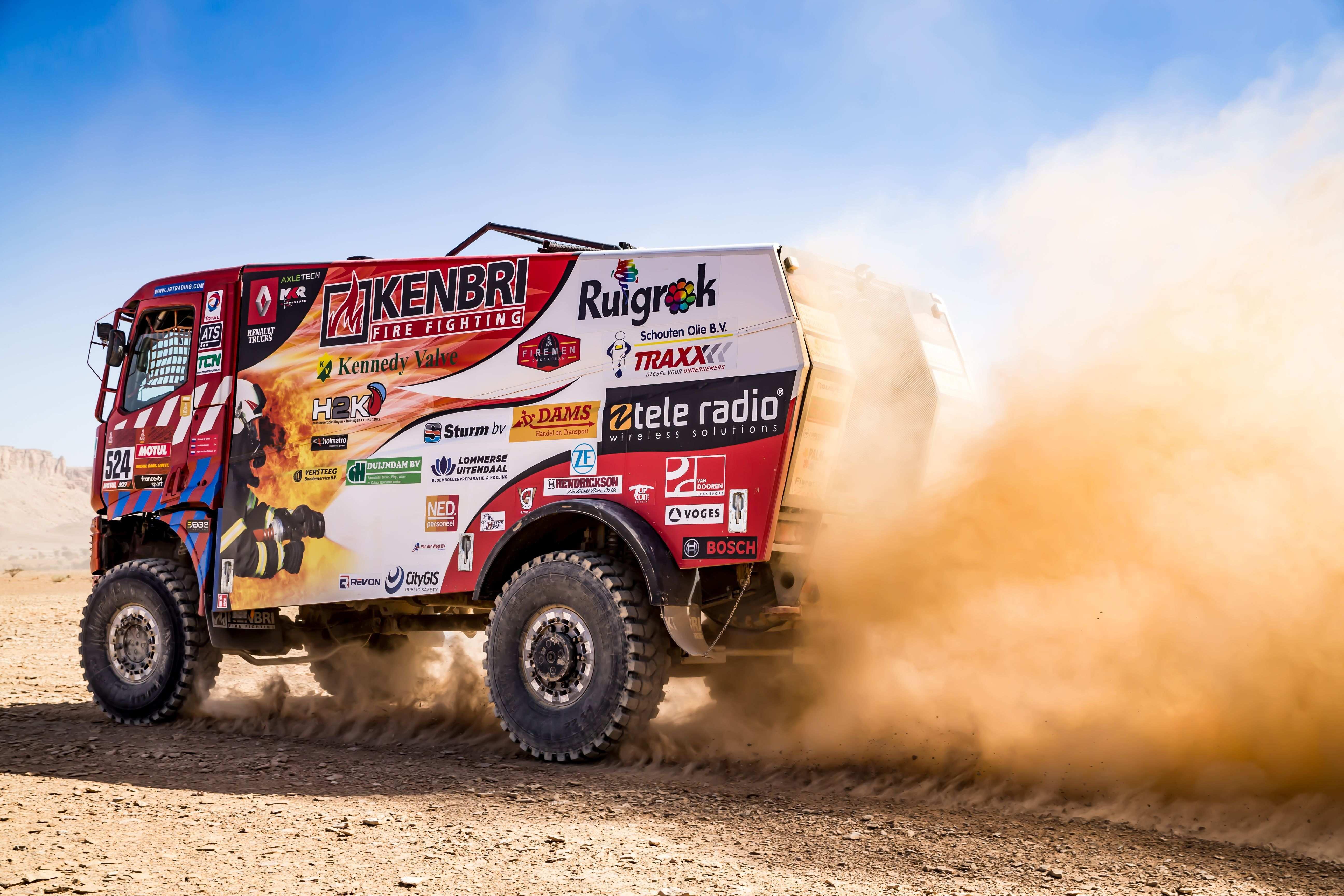 Dakar 2021 Monster Trucks Dakar Trucks