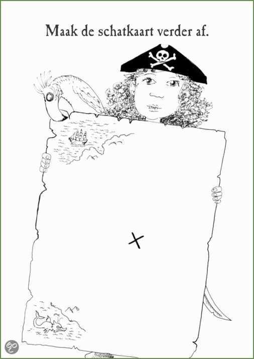 Afbeeldingsresultaat Voor Schatkaart Kleurplaat Schatkaarten Tekenen Voor Kinderen Piraat Knutselen