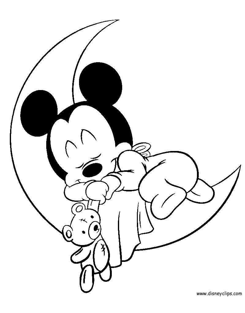 Baby Coloring Pages Images In 2019 Http Www Wallpaperartdesignhd Us Baby Coloring Pag Mickey Mouse Drawings Mickey Coloring Pages Mickey Mouse Coloring Pages