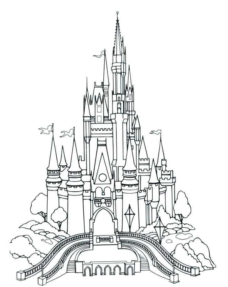 Disney Coloring Pages For Adults Best Coloring Pages For Kids Castle Coloring Page Disney Castle Drawing Princess Coloring Pages