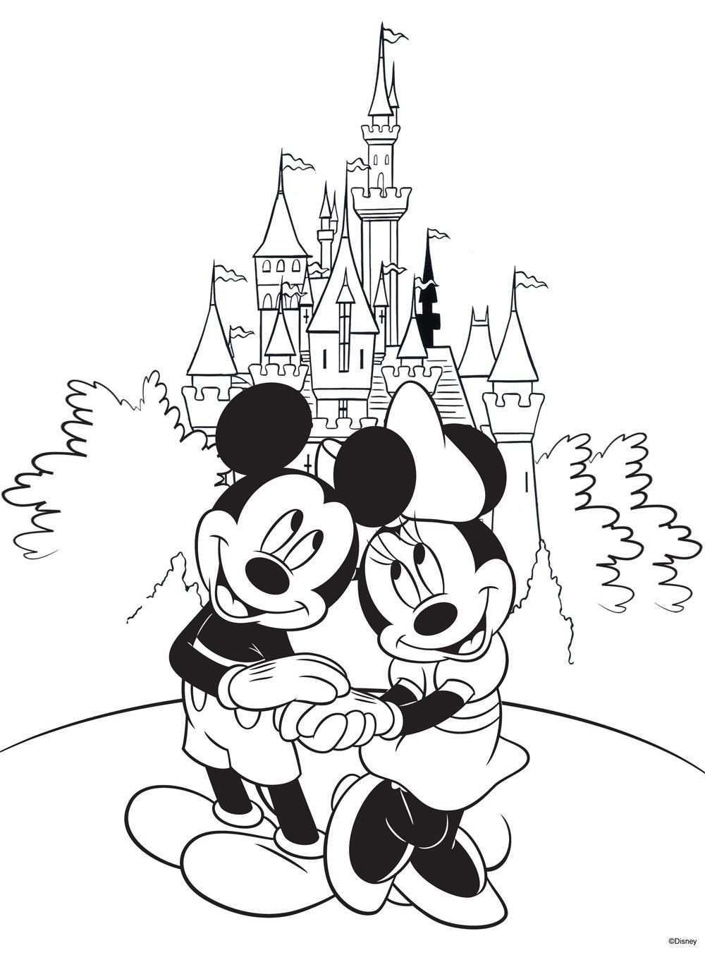 Free Disney Coloring Page Printable Disney Coloring Pages Disney Coloring Sheets Free Disney Coloring Pages
