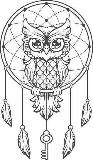 Pin By Angelique Boksman On Engrave Owl Coloring Pages Black And White Owl Cool Drawings