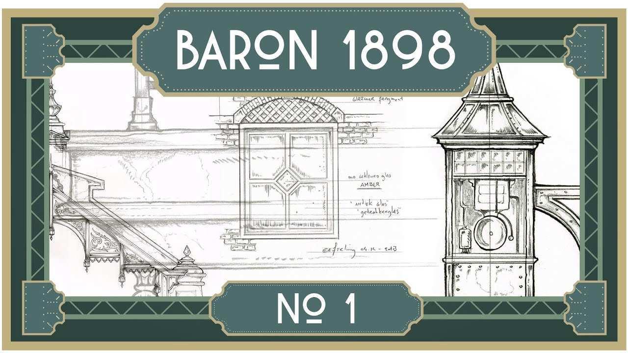 Kleurplaten Efteling Baron 1898